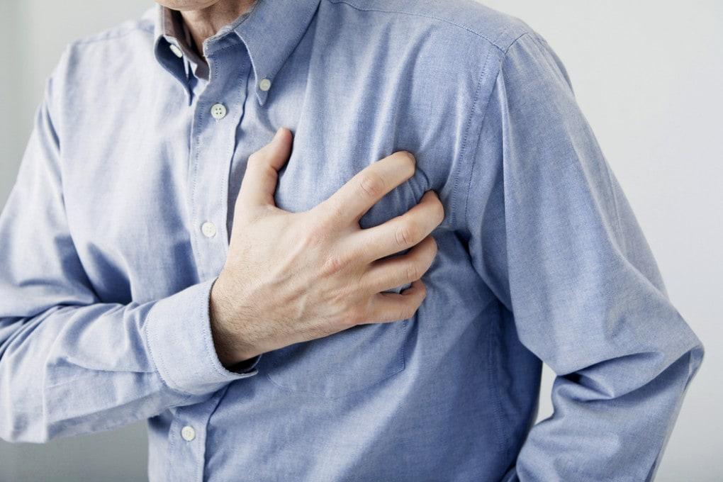 Cardiomiopatia da stress