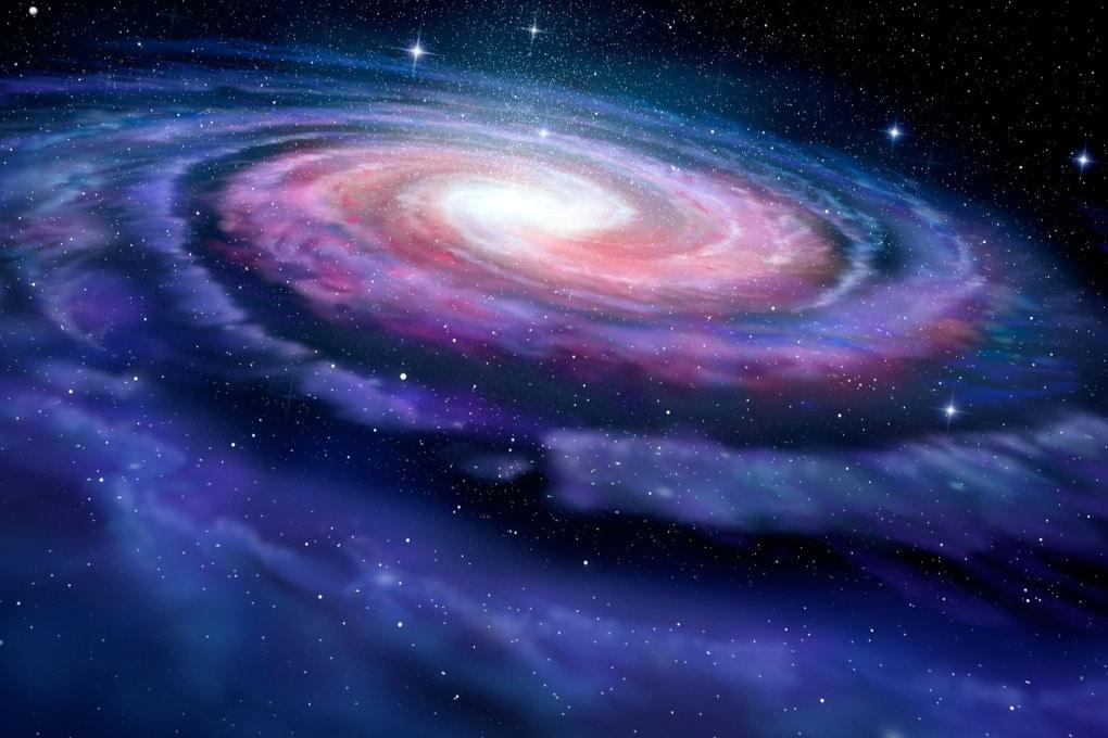 Illustrazione: la Galassia in cui abitiamo.
