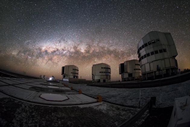 La prima immagine di un sistema multiplanetario attorno a una stella simile al Sole