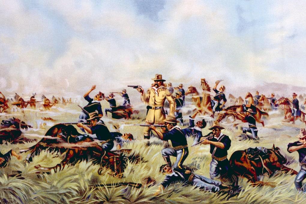 Custer e la Battaglia di Little Bighorn