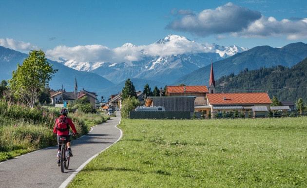 """Alto Adige, la regione più """"verde"""""""
