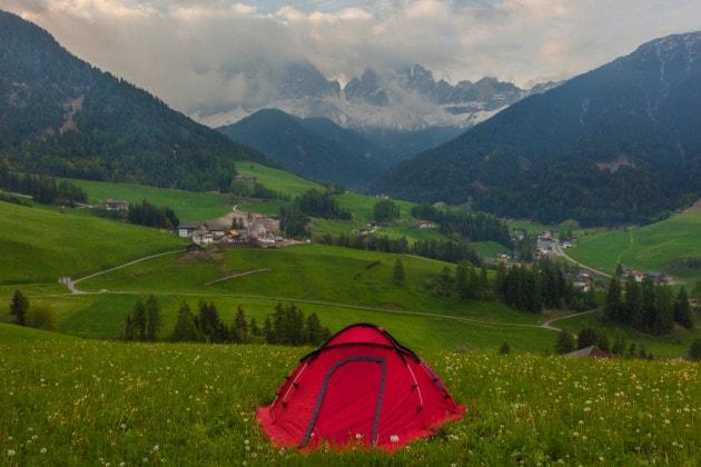 Campeggi in Alto Adige