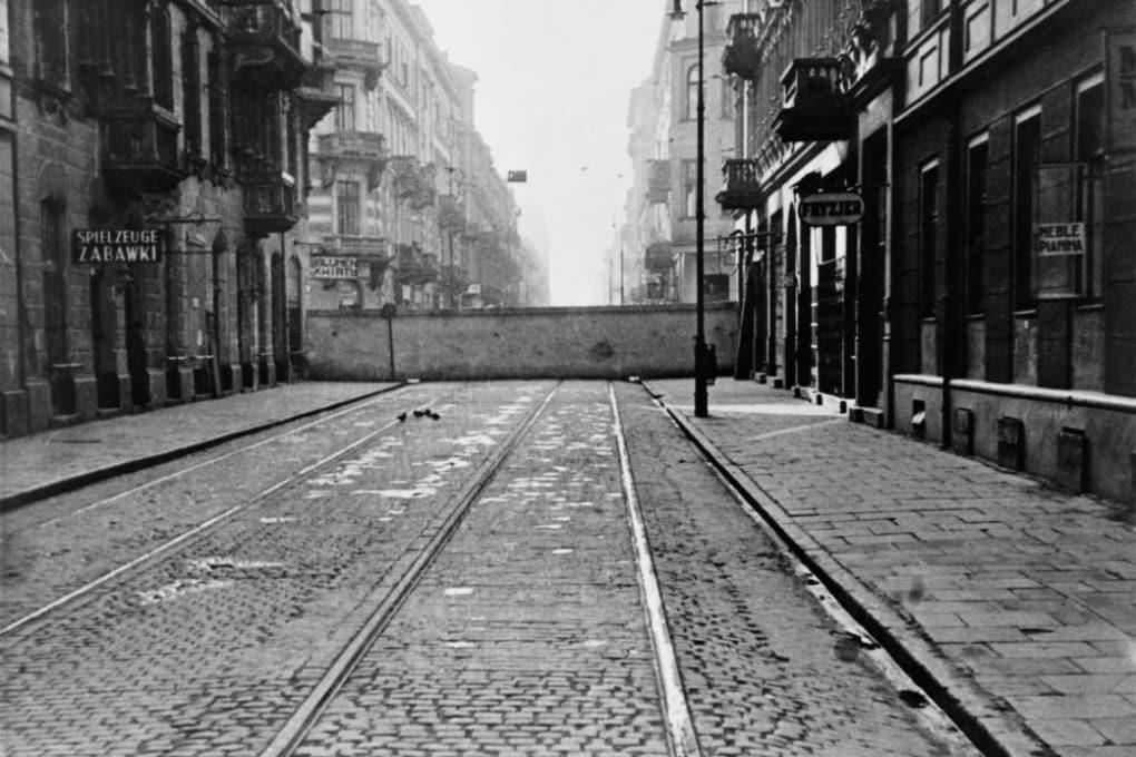 L'epidemia di tifo nel ghetto di Varsavia