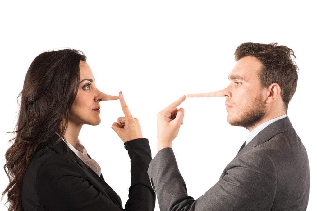 Uomini e donne: chi è capace di mentire meglio?