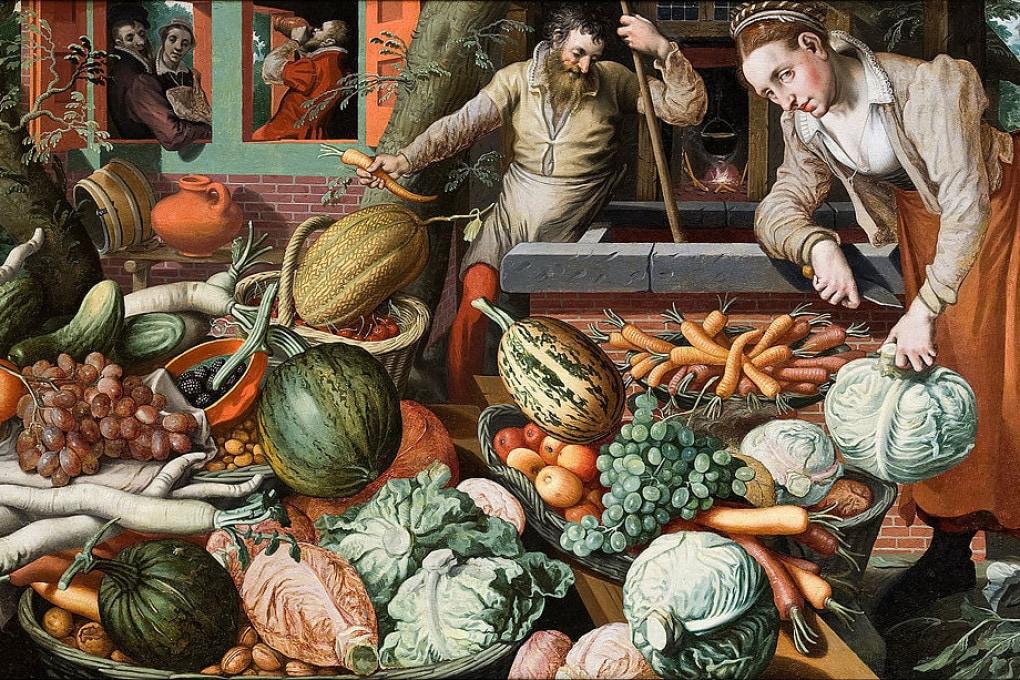 Il dipinto di Pieter Aertsen