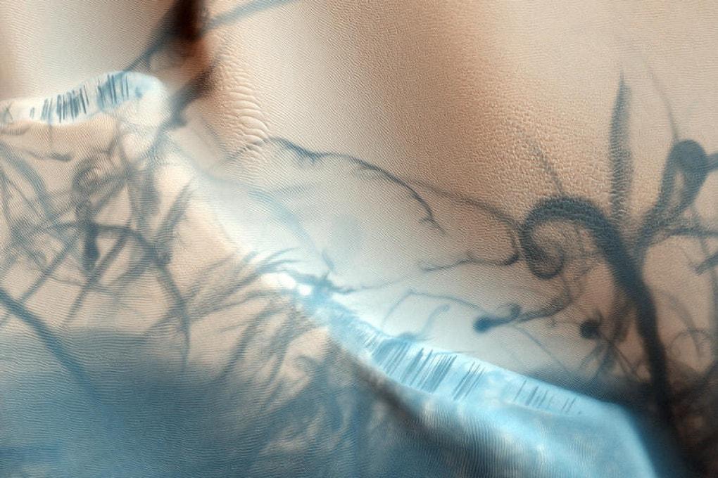 Marte: diavoli di sabbia