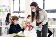I bambini contribuiscono a diffondere la covid?