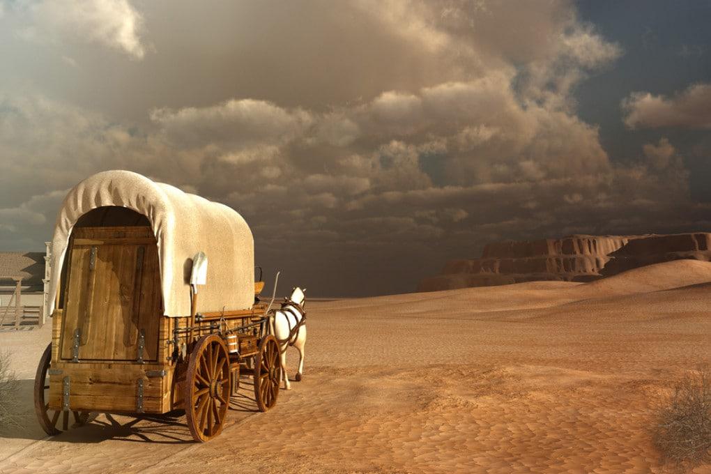 Il vecchio Far West