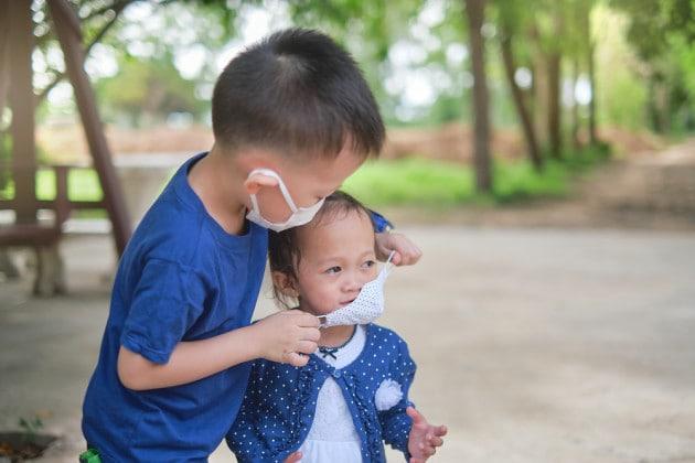 Complicanze da covid nei bambini