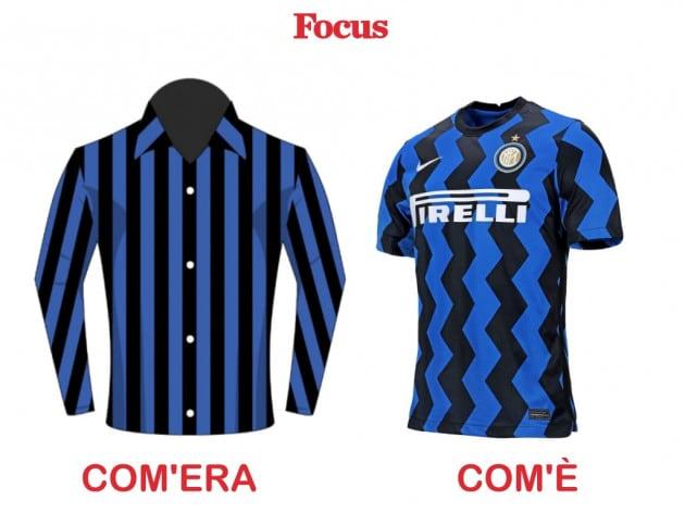 Quante storie dietro alle maglie delle squadre del Campionato di Serie A!