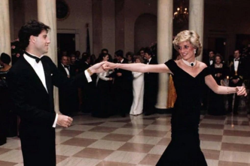 Casa Bianca, 1985: il ballo di John Travolta e Lady Diana