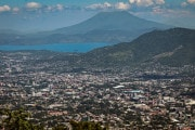 I Maya e l'eruzione del vulcano Ilopango