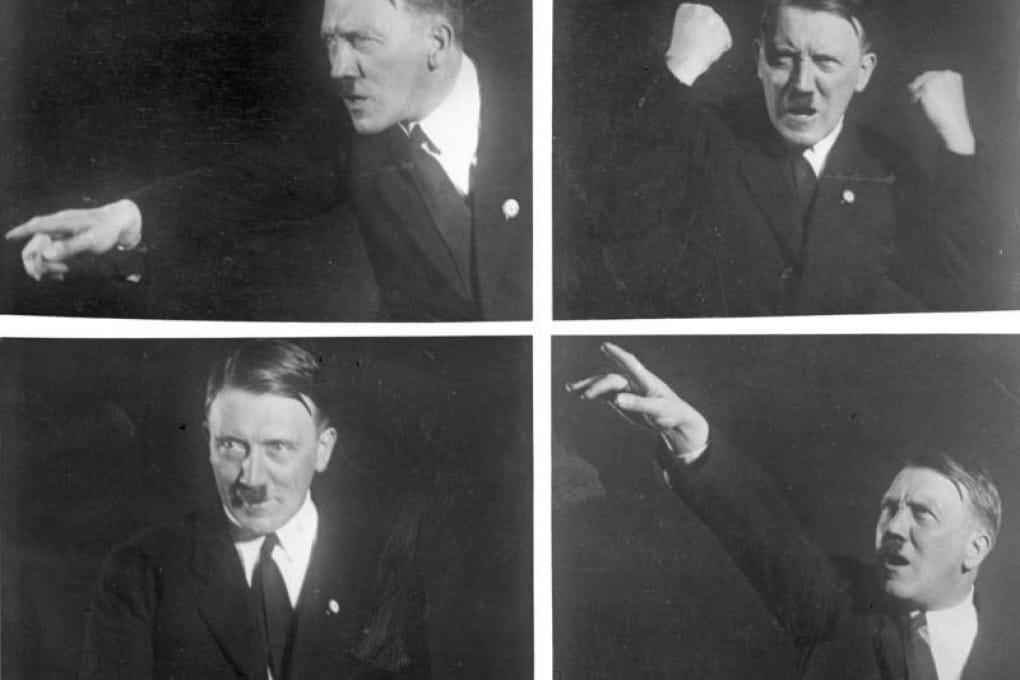 Hitler nel 1930, prima ancora di diventare Führer.