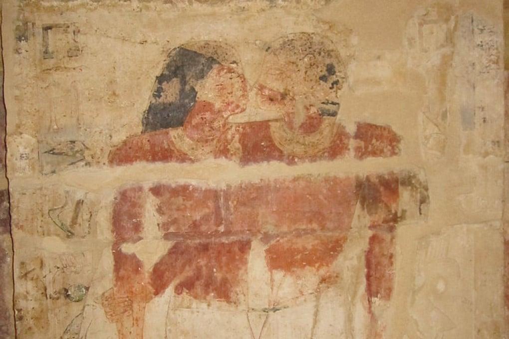Antico Egitto: un murale funerario tutto da interpretare