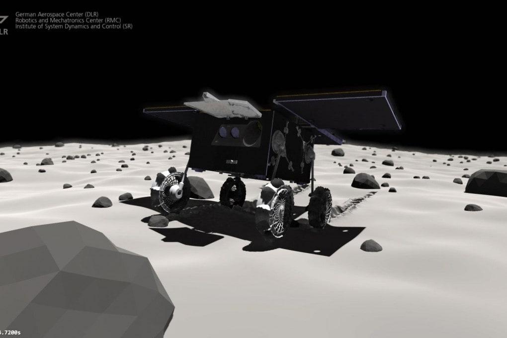 Il rover che scenderà su Phobos nel 2024