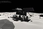 Le prove di caduta del rover diretto sulla luna marziana Phobos