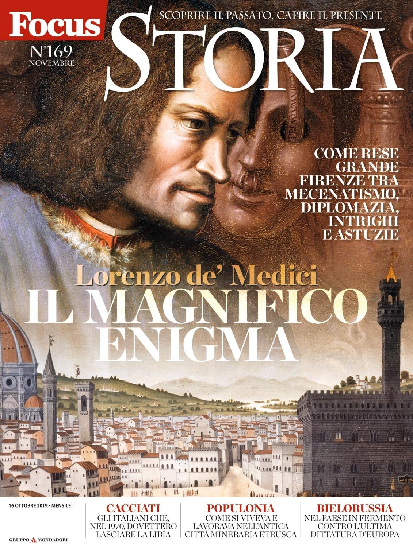 Lorenzo de' Medici, il magnifico enigma