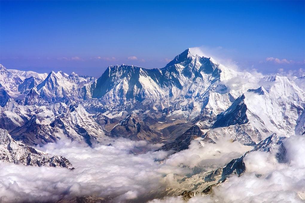 Himalaya: fusione dei ghiacci