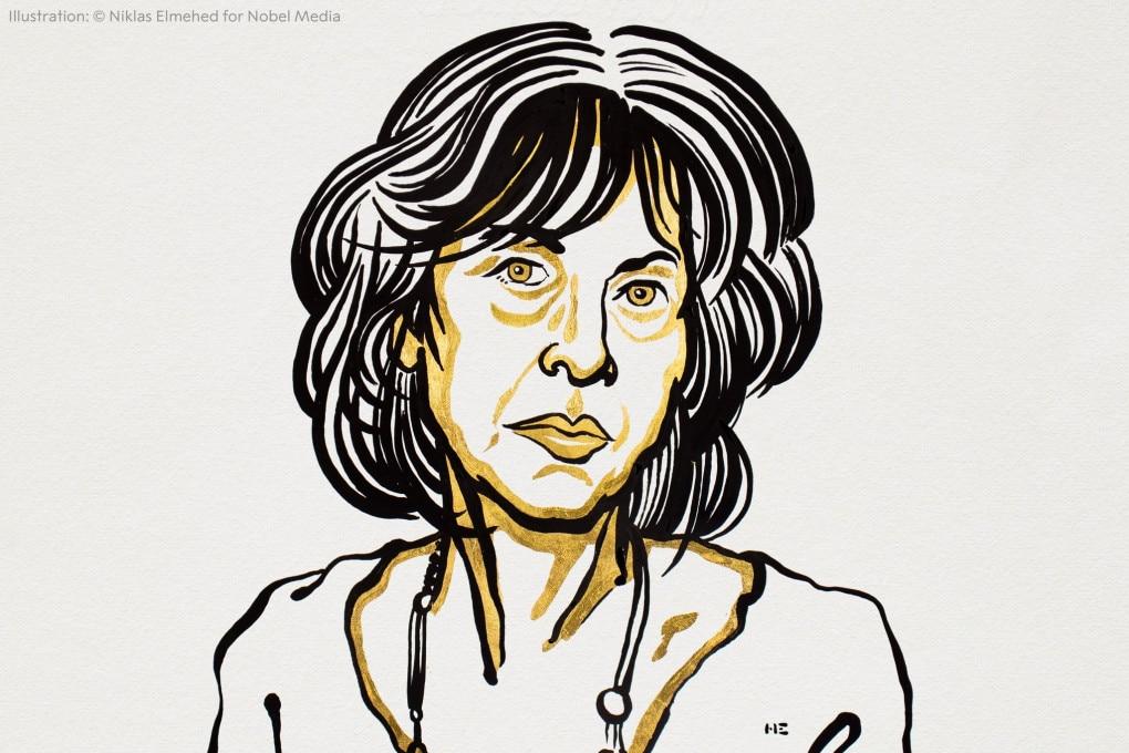 Louise Glück, Premio Nobel per la Letteratura 2020.