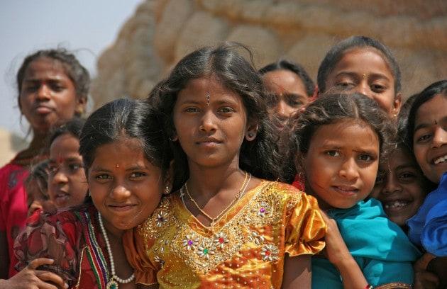 Giornata Internazionale delle Bambine - Il diritto a un'infanzia e a un futuro ricco di possibilità.