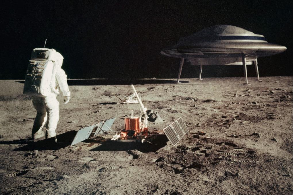 Con il ritorno alla Luna riprenderà anche la ricerca di segnali alieni da lontane civiltà extraterrestri.