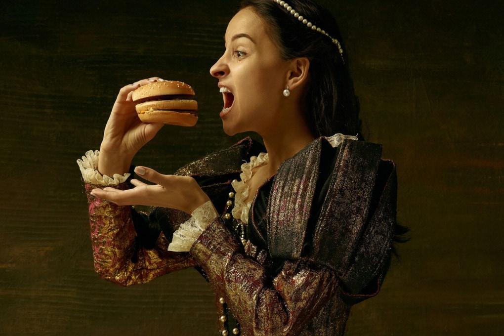 La storia del fast food