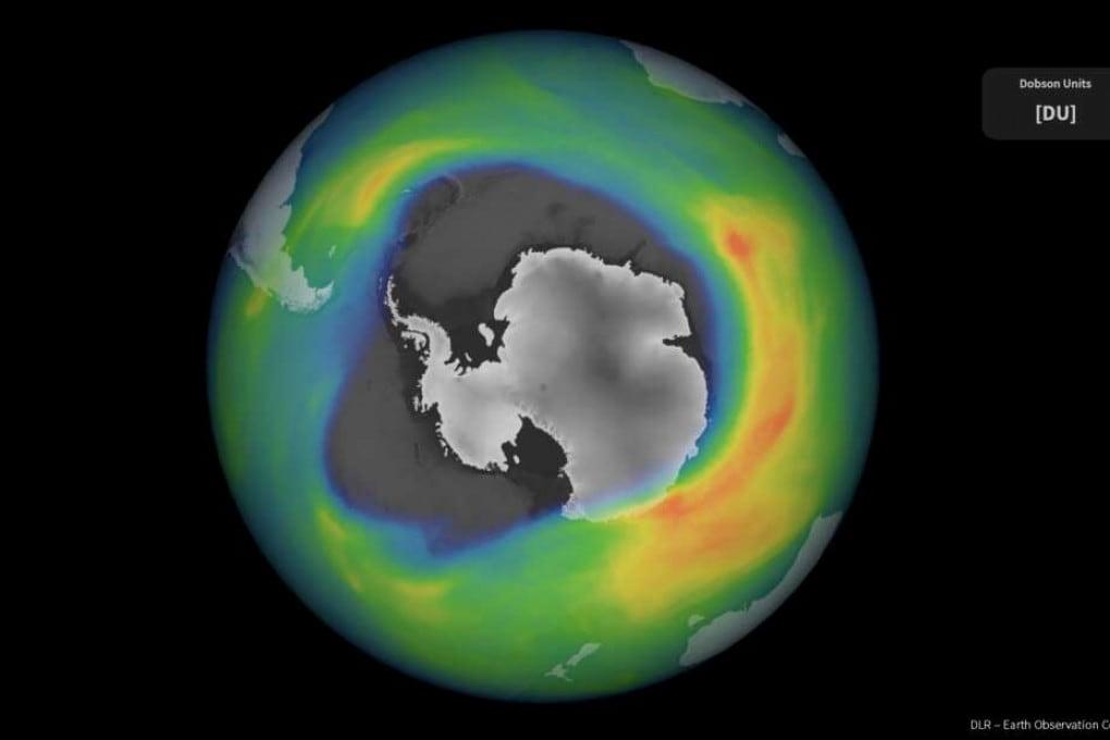 Nel 2020 il buco dell'ozono ha raggiunto un'estensione da record