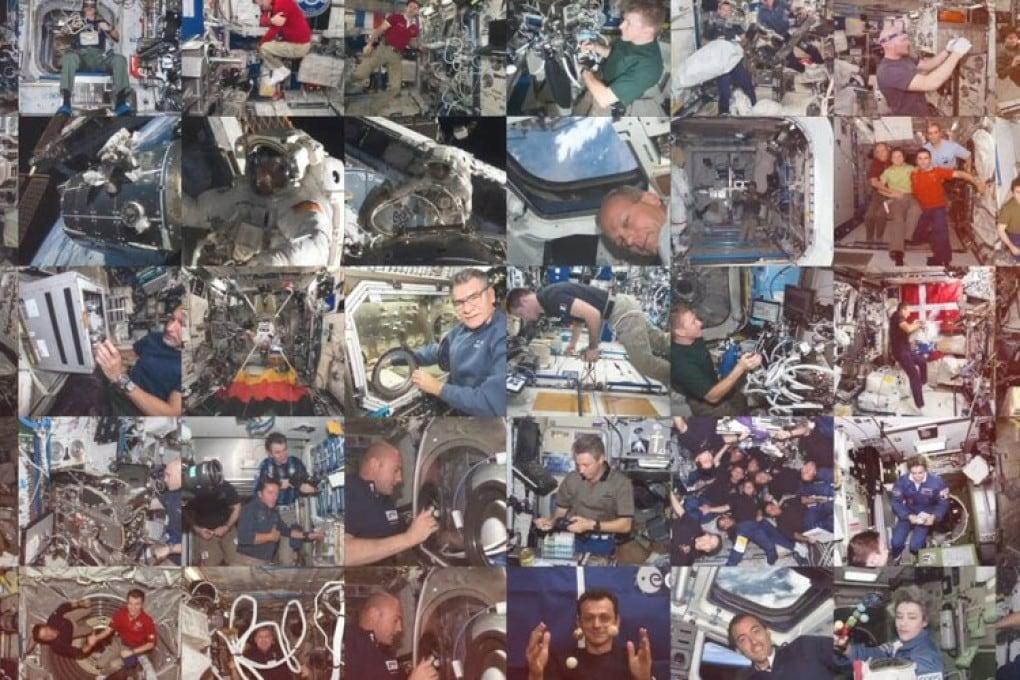 Vent'anni di vita sulla ISS in orbita attorno alla Terra.