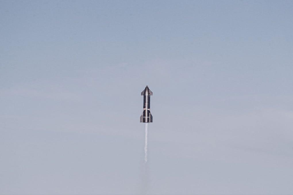SpaceX Starship SN8, il test del 9 dicembre