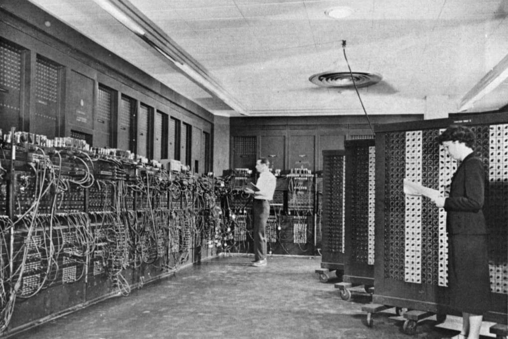 ENIAC a Philadelphia, Pennsylvania.