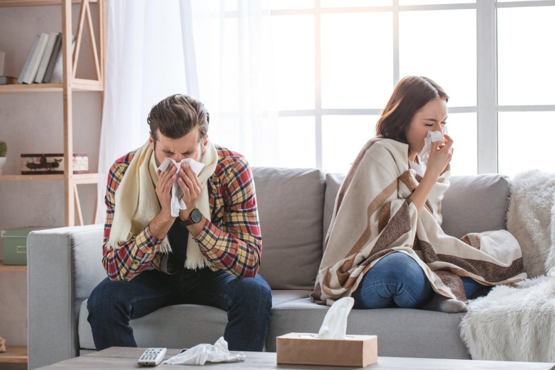 Covid: che effetto ha (se ne ha) su influenza stagionale e raffreddori?