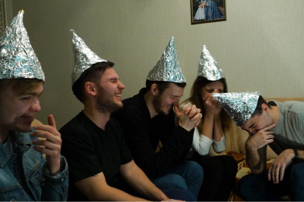 Cospirazioni tutte da ridere