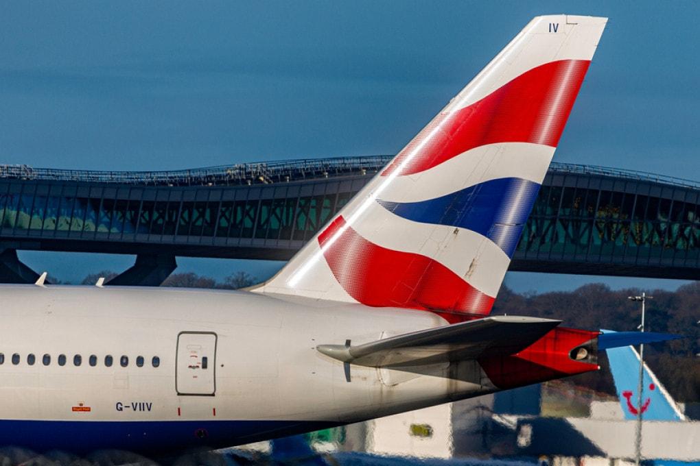 Blocco dei voli dal Regno Unito