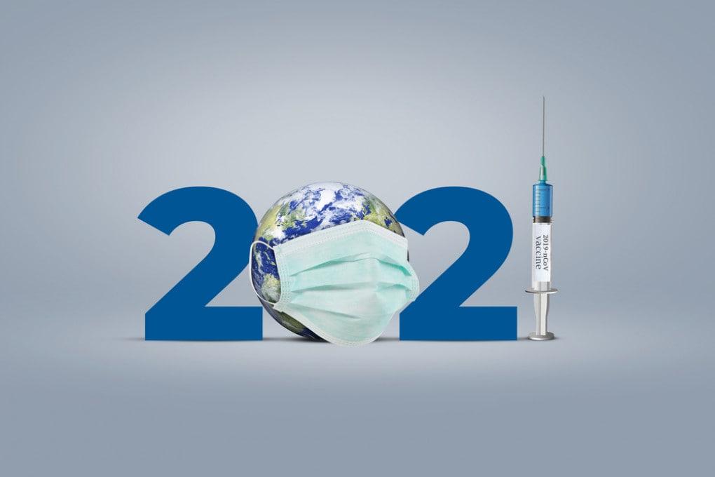 Un nuovo anno, che vedrà in parte ancora protagonista il SARS-CoV-2 e la covid. Speriamo con ruoli sempre più marginali.