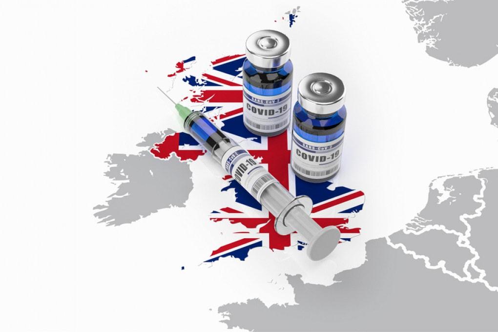 Campagna vaccinale nel Regno Unito