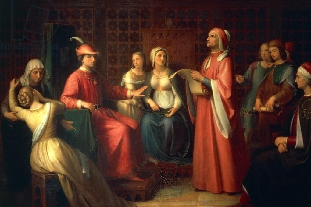 Dante alla corte di Guido Novello