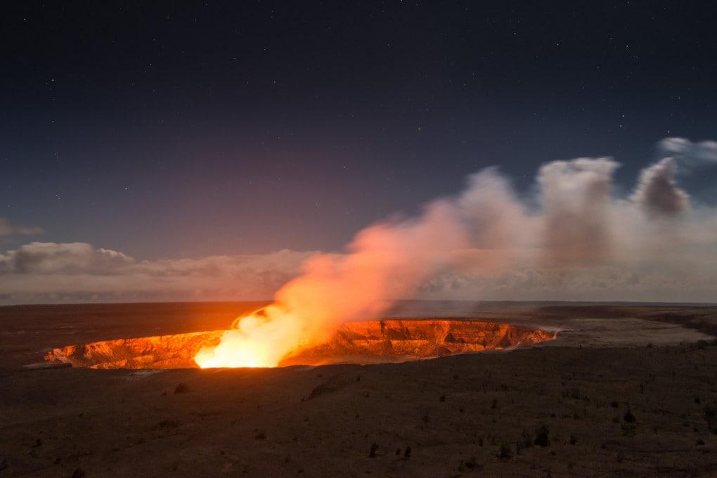 Kilauea, il vulcano più attivo del mondo