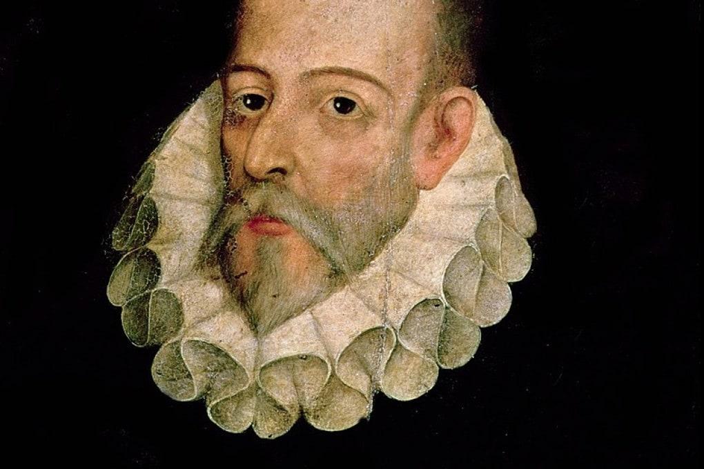 Ritratto di Miguel de Cervantes Saavedra (1547-1615)