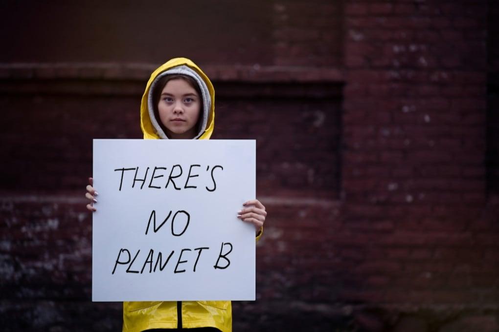 Non esiste un pianeta B!