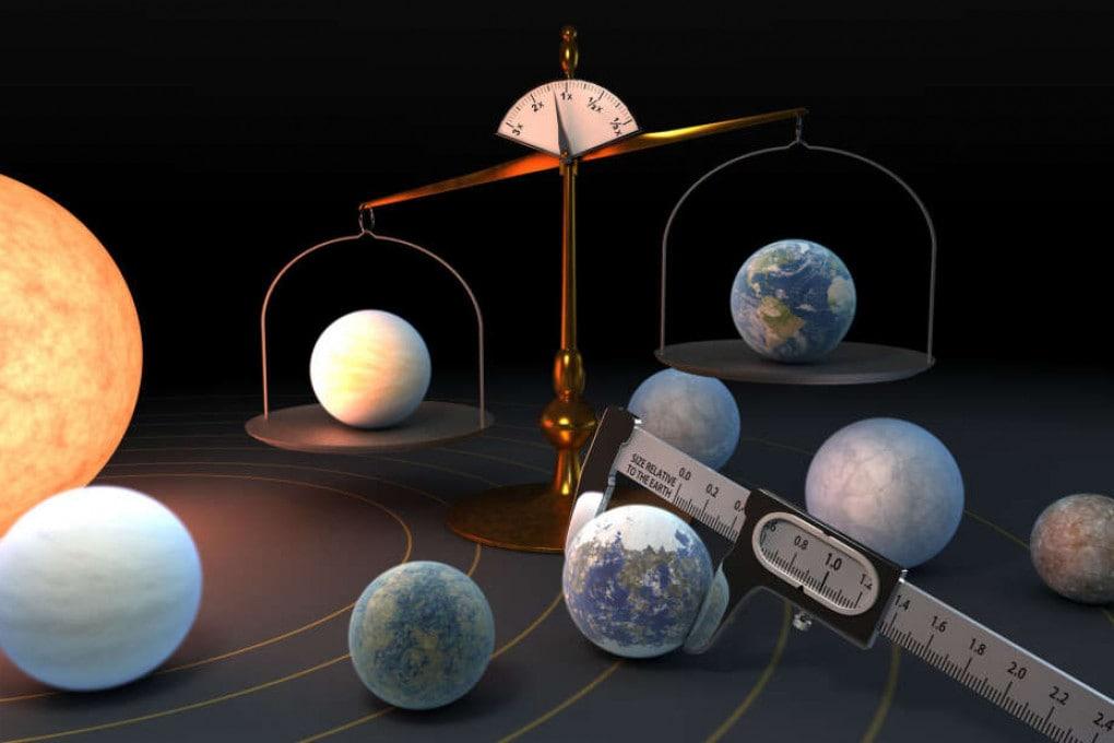 I pianeti di TRAPPIST-1 sono fratelli anche nella composizione
