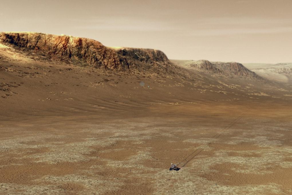 Rover su Marte