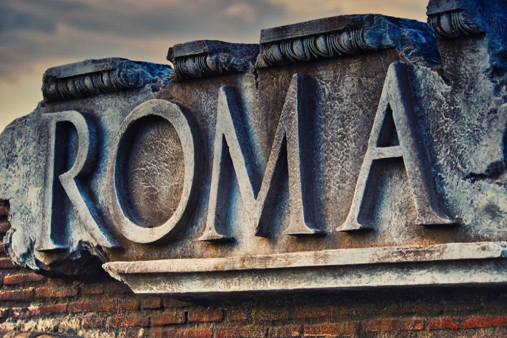 Roma capitale d'Italia dal 1871