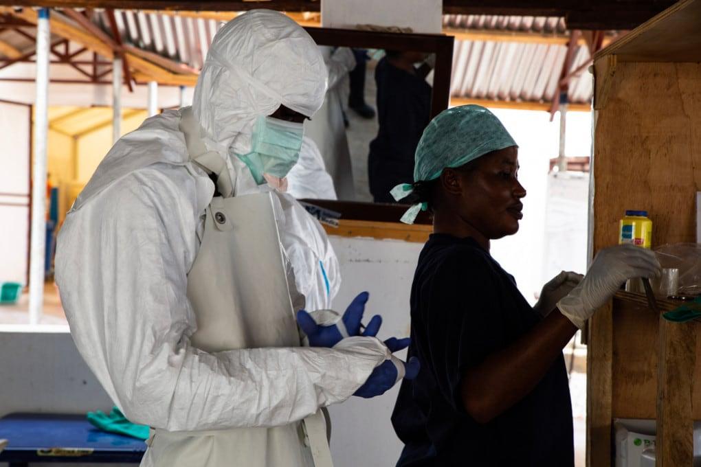 Il ritorno di Ebola in Congo e Guinea