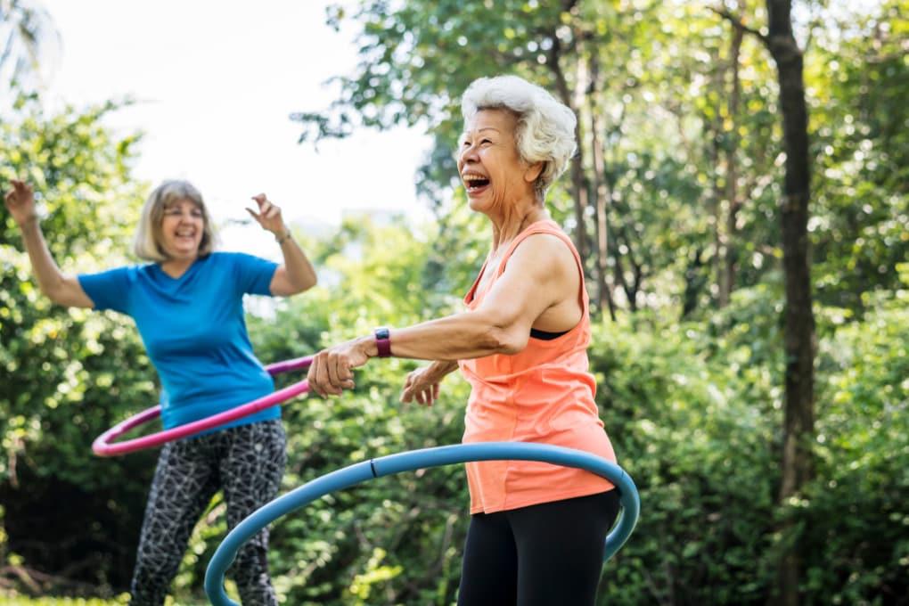 L'attività fisica, a detta degli esperti, migliora la risposta immunitaria.