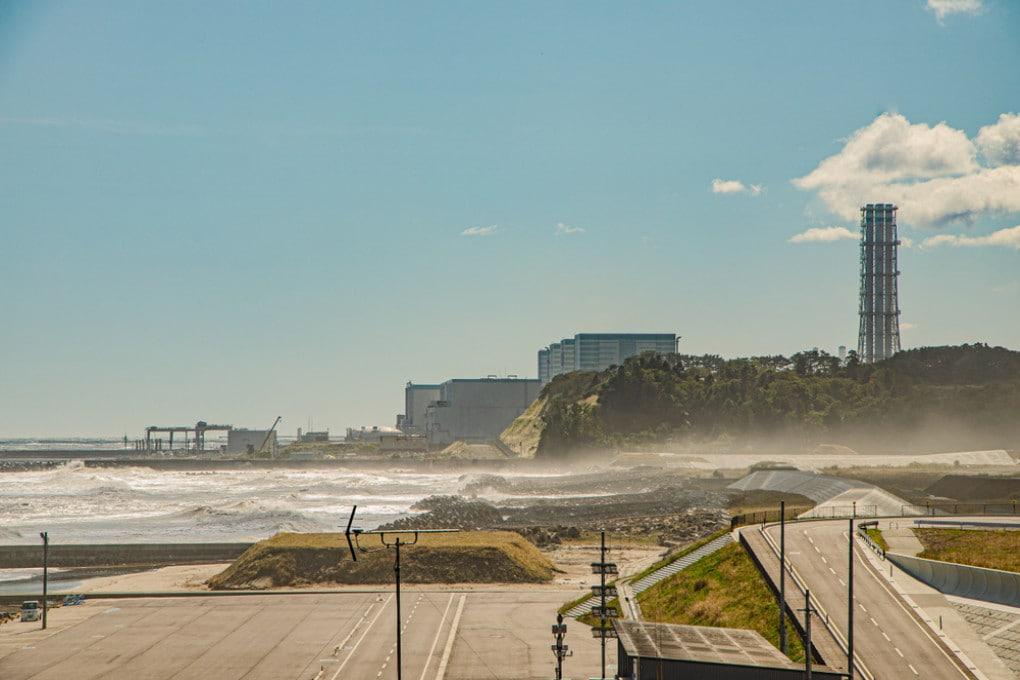 La centrale nucleare di Fukushima Dai-ichi.