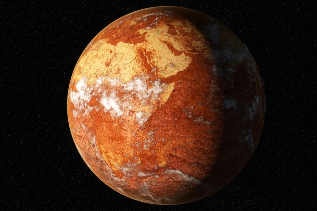 Terra, pianeta sterile