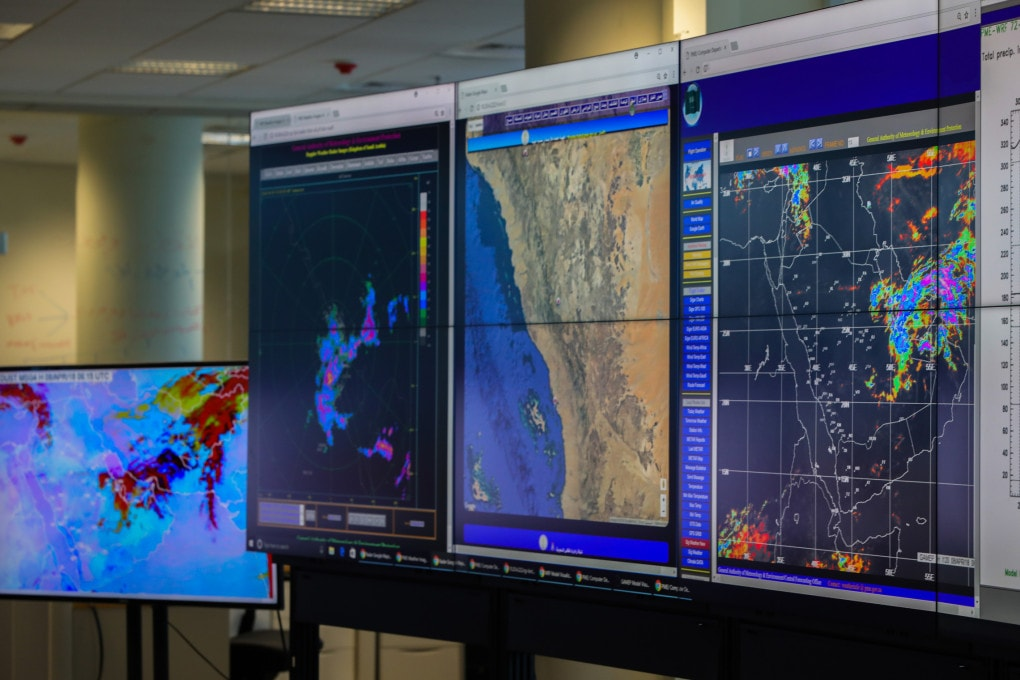 La covid ha avuto un impatto negativo sul traffico aereo, una delle principali fonti di dati per i modelli meteorologici.