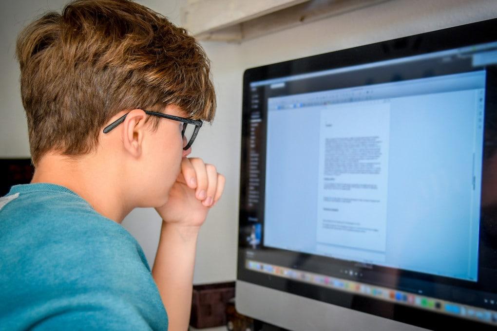 Dal compito in classe al compito in pagina