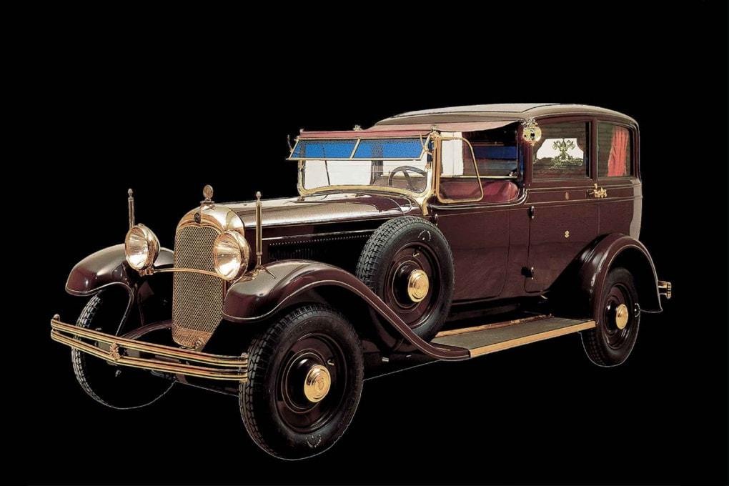 Storia dell'automobile - 1930: Citroën Lictoria Sex