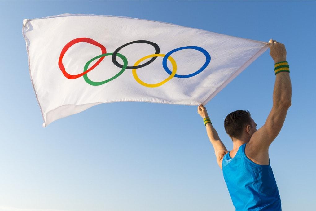 Cosa rappresentano i cerchi olimpici? - Focus.it